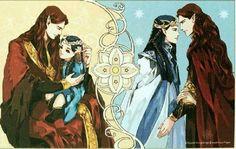 Fingon and Maedhros