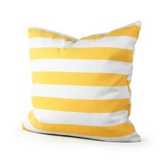 Lavievert Decorative Canvas Square Throw Pillow Cover Cushion Case Sharp Yellow Stripe Toss Pillowcase with Hidden Zipper Closure 16 X 16 Inches (For Living Room, Sofa, Etc) Lavievert,http://www.amazon.com/dp/B00CO2IUXG/ref=cm_sw_r_pi_dp_zynYsb0TQ0BM2GR0