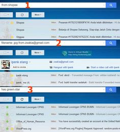 Tips Cepat Menemukan Arsip Gmail dengan Filter