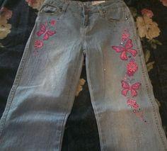 Total girl 12 slim jeans