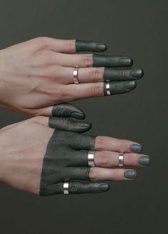 Iron Rings – Eola Hand Photography, Jewelry Photography, Artistic Photography, Creative Photography, Fashion Photography, Iron Ring, Mehndi Images, Advertising Photography, Blue Aesthetic