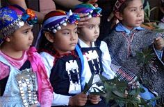 The Mapuche Indian tribe is native to Chile and has been the only native people in the Americas persistent against colonization. It is an attribute to their strength, nous and grace.