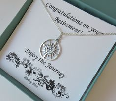 Retirement gift Graduation gift for her women by MarciaHDesigns