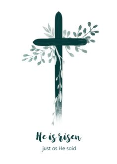 He Is Risen, Christianity, Embroidery, Products, Creativity, Impressionism, Art, Needlepoint, Drawn Thread