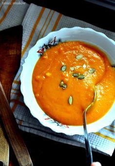 Zupa marchewkowa, najprostsza i szybka