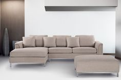 Wade Logan Catlett Sectional & Reviews | Wayfair