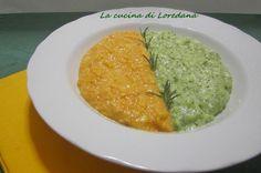 Una deliziosa e sana Crema di zucca e zucchine ideale per scaldarci in una…