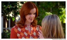 Bree Van de Kamp, I want this hair style