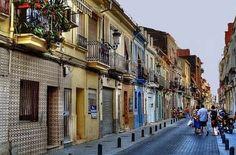 Calle El Cabanyal Valencia
