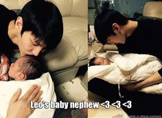 Such a heart warming sight <3 | allkpop Meme Center