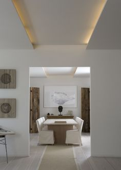 :: Havens South Designs :: love this ceiling and the perspective it brings to a room.