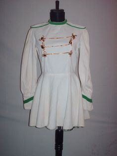 Vintage 1950s Majorette Uniform/Dress by OliviasButterfly on Etsy, $45.00