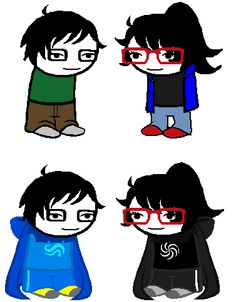 We am Homestucks by ~su1c1deb0b on deviantART