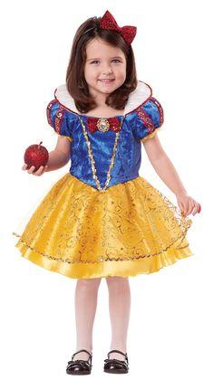 Snow White Costume Toddler, Toddler Halloween Costumes, Halloween Ideas, Kid Costumes, Halloween 2015, Halloween Season, Halloween Stuff, Disney Characters Costumes, Disney Princess Costumes