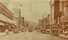Old Penn Street - Reading, PA Berks County Pa, Reading Pennsylvania, Reading Pa, Historical Photos, Bing Images, Nostalgia, America, Street, City