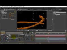 Easily Create a 3D Paint Stroke Using After Effects and C4D - Lesterbanks