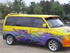 217c52db6b1f custom van - Recherche Google Chevrolet Van