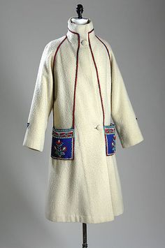 Paul Poiret coat Chicago History Museum