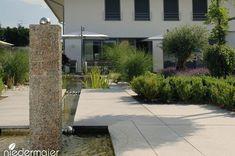 Repräsentativer Stadtgarten - Gartendesigns - Niedermaier Gärten & Freiräume GmbH, Purfing/Vaterstetten bei München