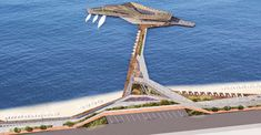TGRTRS Coastline architectural projects, please visit our page to view project details and photos. Wind Turbine, Architecture, Arquitetura, Architecture Design