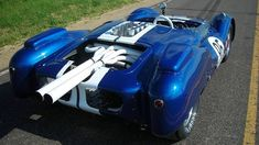 1963 Shelby Cooper Monaco King Cobra: One of the rarest Carroll Shelby cars to come to auction since his passing, this is one of two King Cobra cars Shelby built for road racing in and the only original King Cobra in existence. King Cobra, Ac Cobra, Shelby Car, Carroll Shelby, American Racing, Ford Gt, Hot Cars, Race Cars, Dream Cars
