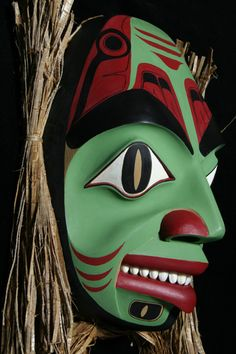 Inuit Gallery of Vancouver. Masterworks of Inuit and Northwest Coast Native American Masks, Native American Pottery, Native American Artists, Haida Gwaii, Haida Art, Aboriginal Artists, Tlingit, Inuit Art, Workshop Storage