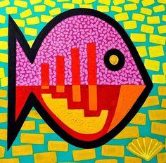 imagenes-modernas-cuadros-con-peces