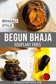 Want a side other than french fries at your next meal? Try these eggplant fries! These delicious pan fried or shallow fried slices of eggplant go great with rotis or naan to create a great vegetarian meal! Try this recipe today! Great Vegetarian Meals, Vegetarian Curry, Vegan Curry, Vegetarian Recipes, Healthy Recipes, Vegetable Curry, Vegetable Dishes, Vegetable Recipes, Lunch Recipes