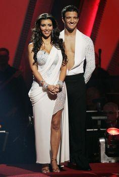 Kim Kardashian Dancing Show