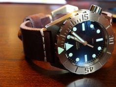 ARMIDA A1 brass 42mm 300m Diver NH35 is here - Page 10