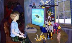 Christiane Kubrick - Jack and the Computer