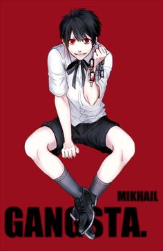 ~ Artist ~ Takuya_ ✿ Permission to post artwork granted by artist ✿ Gangsta Anime, Beware Of Dog, School Life, Kaneki, Me Me Me Anime, Tokyo Ghoul, Original Art, Fan Art, Manga
