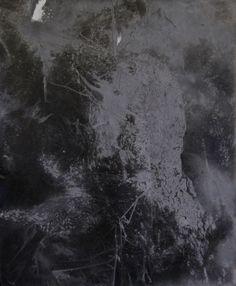 "Rachelle Bussières | by SJICA Plastique Celeste, 2014 Unique solarized gelatin silver print 24 x 20"" Retail Price: $2,800 Courtesy of the Artist and Robert Koch Gallery, San Francisco"
