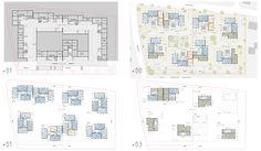 Architects.Collective - Wohnbau Einigkeitsstrasse