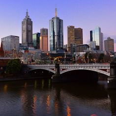 Monday evening in marvelous #Melbourne