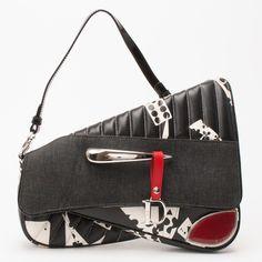 Dior Handbag....Love the updated saddlebag shape!! I miss my Dior bag :(