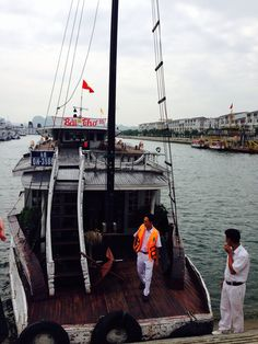 Hanoy, vietnam.  Ha Long Natural heritage.