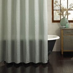 Croscill Fairfax Shower Curtain Color Natural