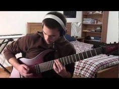 Awesome guitar remix: Skrillex - Bangarang (Guitar Cover)