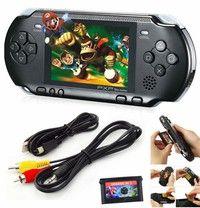 16 bit Handheld Game Console Portable Video Game 150 Games Retro Megadrive PXP  BUILT IN 100+ GAMES