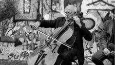 Rostropovich, un violonchelo en contra de los muros