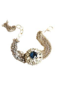 Vintage Bracelet - Maria Zureta at www.lux-fix.com