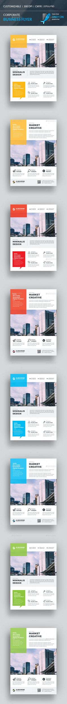 Corporate Flyer Flyer template and Flyer design templates - corporate flyer template