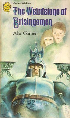 The Weirdstone of Brisingamen, Alan Garner.