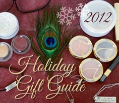 This Holiday Season we bring you Organic Spa Magazine Editors' favorite gifts! #Holiday #Green #Gift Ideas