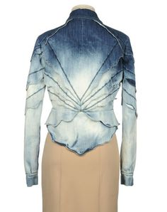 Cutest denim jacket