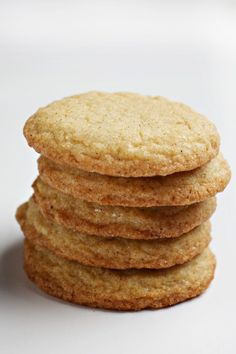 Cardamom-Brown Sugar Snickerdoodles - one of WaPo food critic's favorites