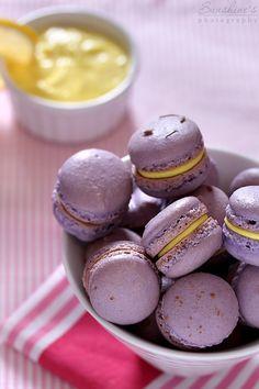 Lavender Desserts