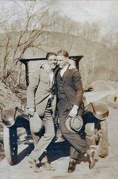 Road trip, early 20th C.