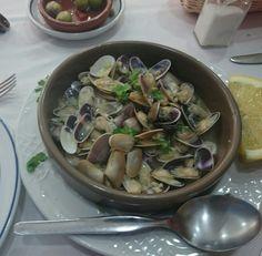 Fruits de mer, Malaga, Espagne